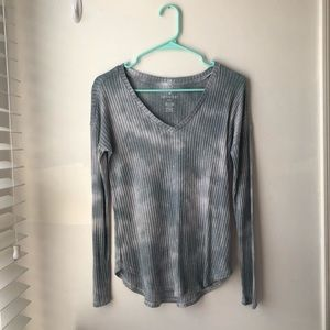 American Eagle Tye-dye top